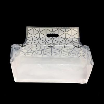 パターン / 手提げ袋 (楕円底マチ)<br>/ デザイン袋